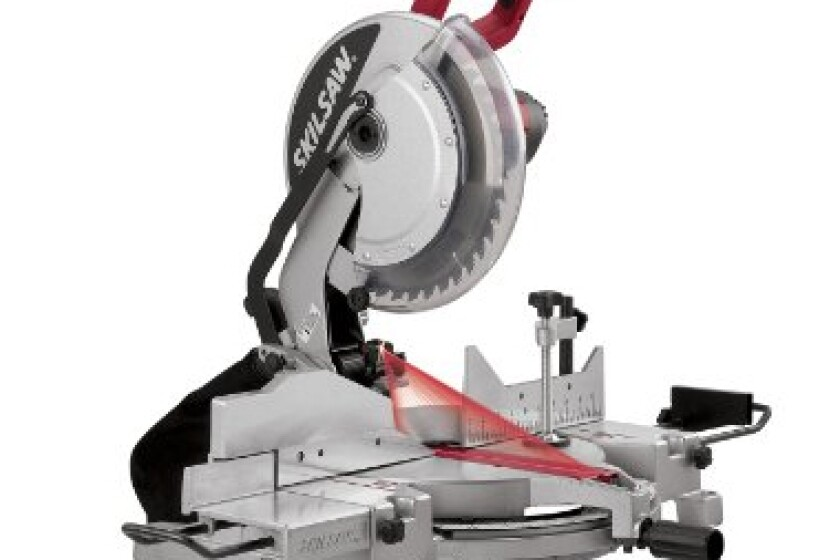 "Skil 3820-02 12"" Compound Miter Saw with Laser"