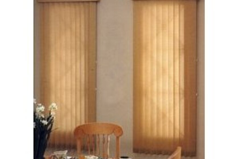 Levolor Windsor Fabric Vertical Blinds