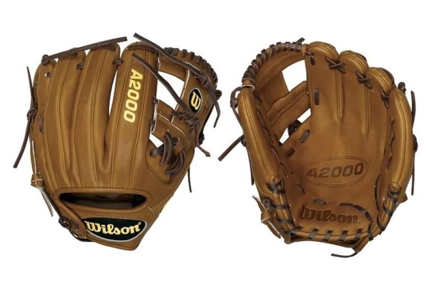 "WIlson A2000 Dustin Pedroia Baseball Glove 11.5"""