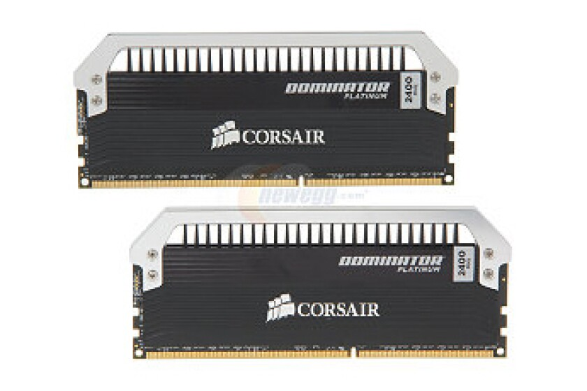 Corsair Dominator Platinum 16GB DDR3 1866 MHZ Desktop Memory