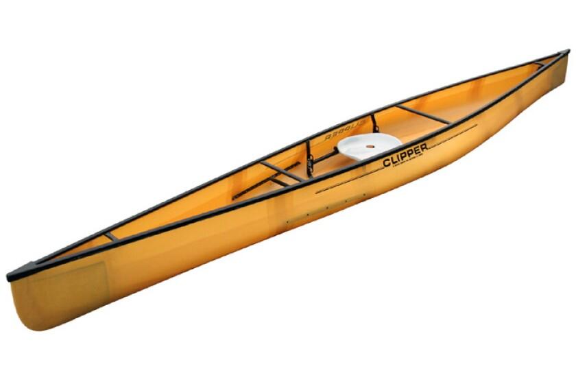 Clipper Freedom Racing Canoe