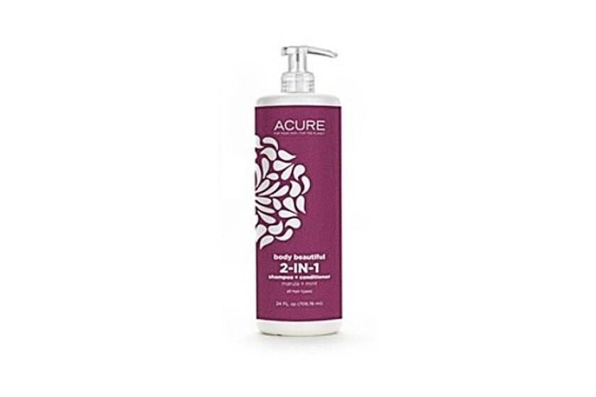 best Acure Organics Body Beautiful 2-in-1 Shampoo + Conditioner