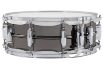 "Ludwig Black Beauty LB416BT 5x14"" Brass Snare Drum"