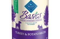 Blue Buffalo Basics Turkey and Potato Recipe Canned Adult Dog Food