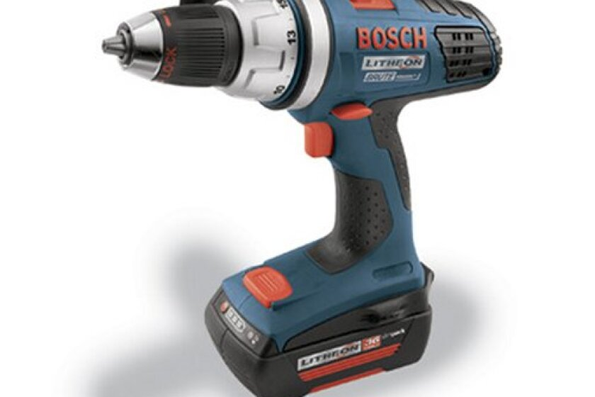 Bosch 38636-01 36-Volt Litheon Drill/Driver with 2 Compact Batteries