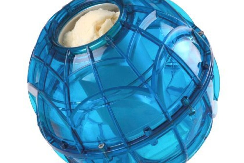 Yaylabs Ice Cream Ball, Blue, Quart