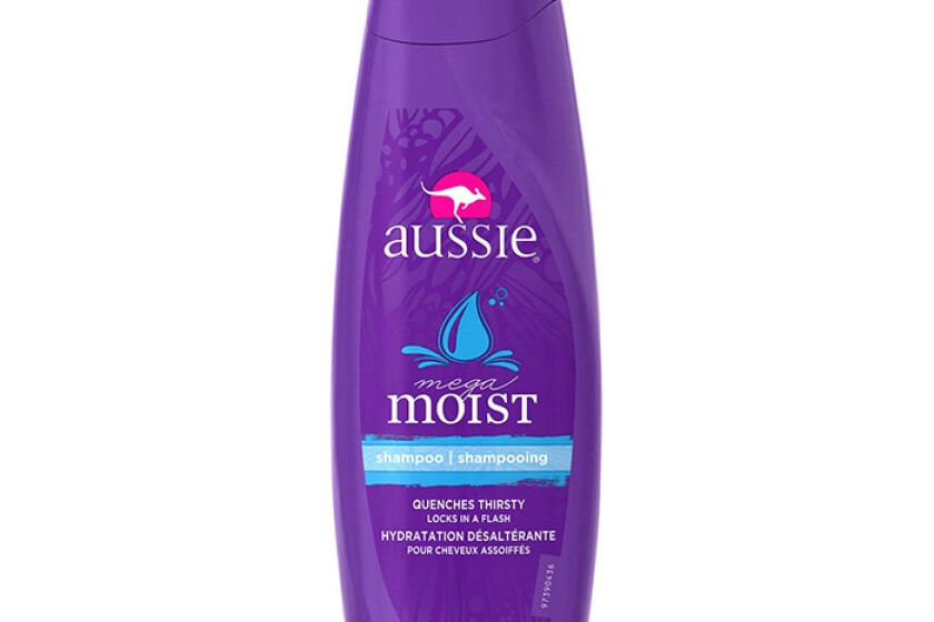 Aussie Mega Moist 2 in 1 Shampoo + Conditioner