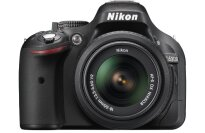 Nikon D5200 24.1 MP CMOS Digital SLR Camera