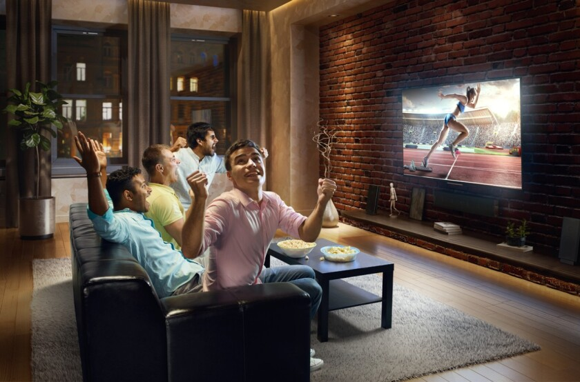 How To Build The Best Viewing Experience For Big Games