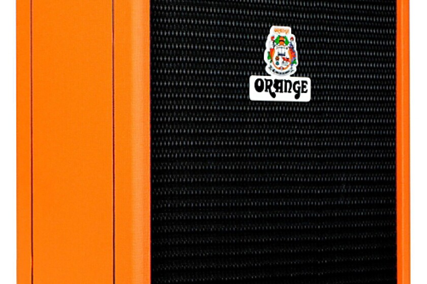 Orange Amplifiers Orange Amplifiers CR50BXT CRUSH 50-Watt Bass Amp