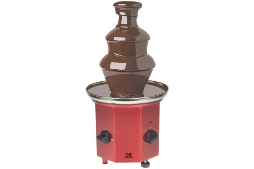 best kalorik chocolate fondue fountain