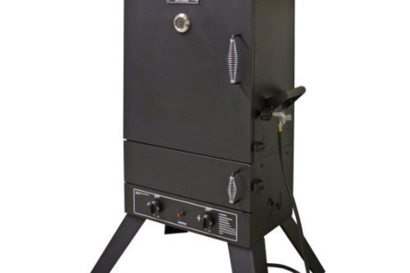 Smoke Hollow 44-Inch Vertical LP Gas Smoker