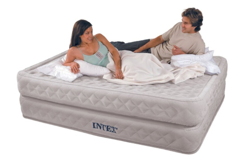 Intex Supreme Air-Flow Queen Size Elevated Air Bed