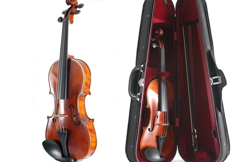 Carlos Rizzo Violin Outfit