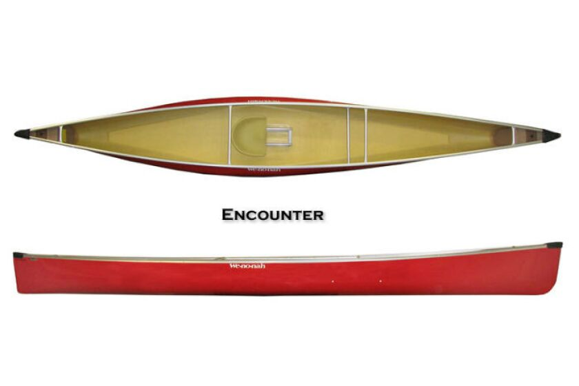 Wenonah Encounter Expedition Canoe