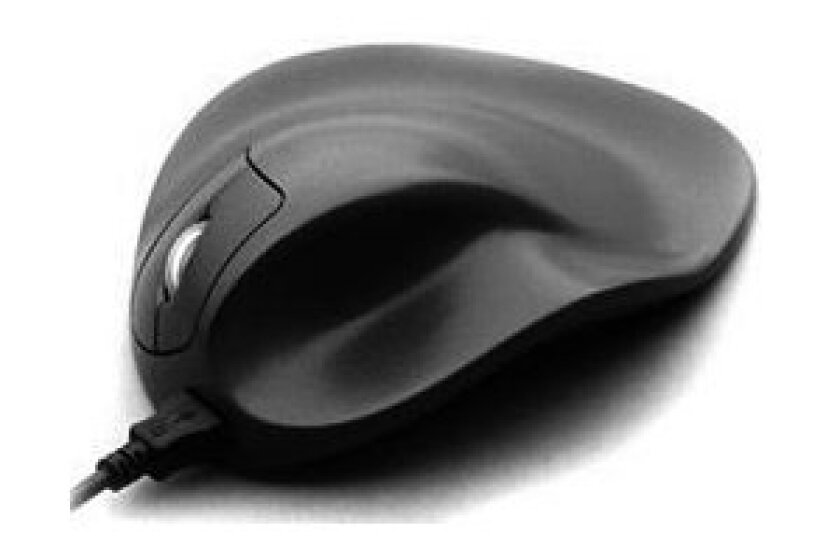 HandShoe Mouse Ergonomic Mouse