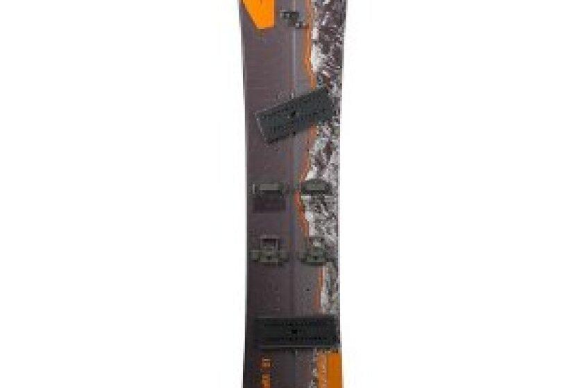 Voile Mojo RX Split Snowboard