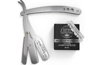 best stainless steel straight edge razor