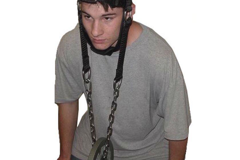 Schiek Adjustable Head/Neck Harness