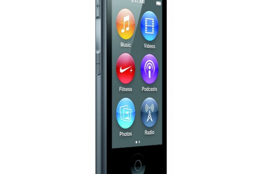 Apple iPod Nano 16GB Space Gray (7th Generation)