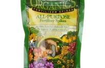 Jobe's 6528 Organic All Purpose Fertilizer Food Spikes
