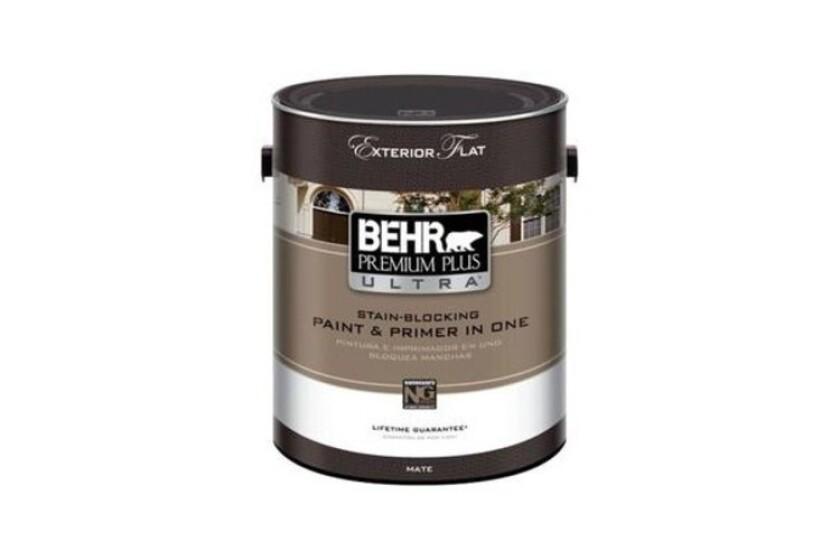 best Behr Premium Plus Ultra Exterior Paint