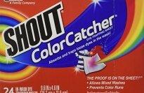 Shout Color Catcher Dye-Trapping Detergent