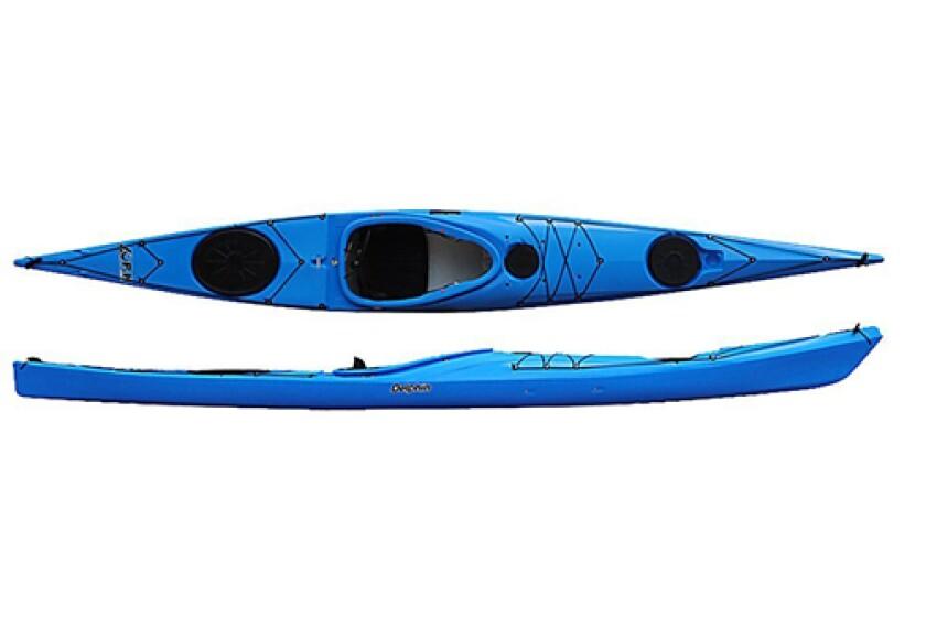 P&H Delphin 155 Sea Kayak