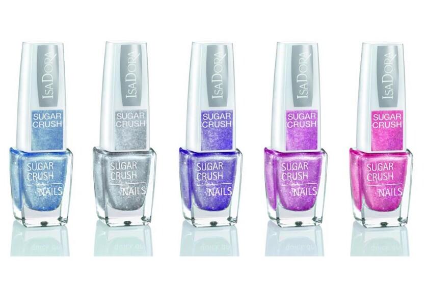 IsaDora Global Sugar Crush Nails