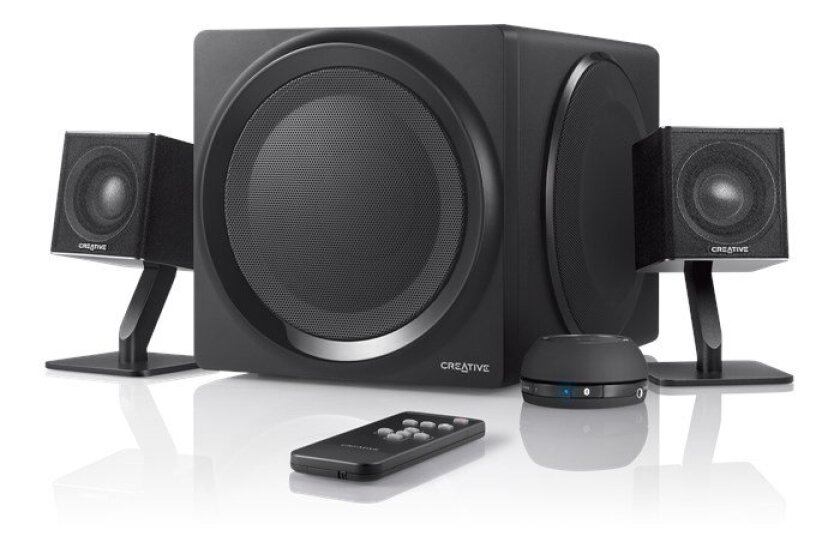 Creative T4W 2.1 Wireless Bluetooth Speaker System