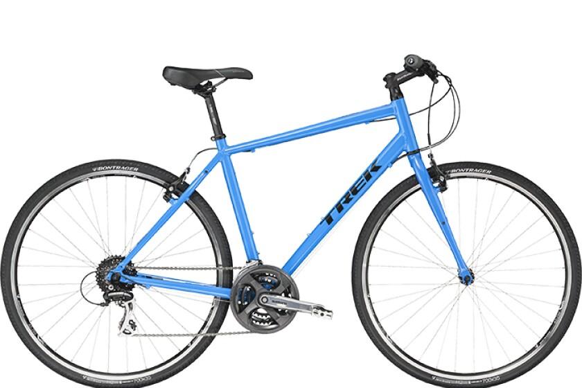 Trek 7.2 FX Hybrid Bike