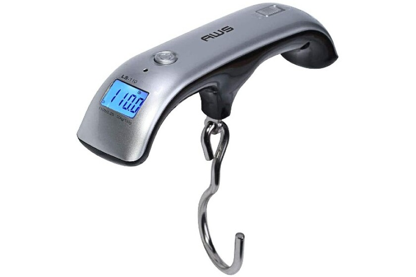 best American Weigh Digital Luggage Scale