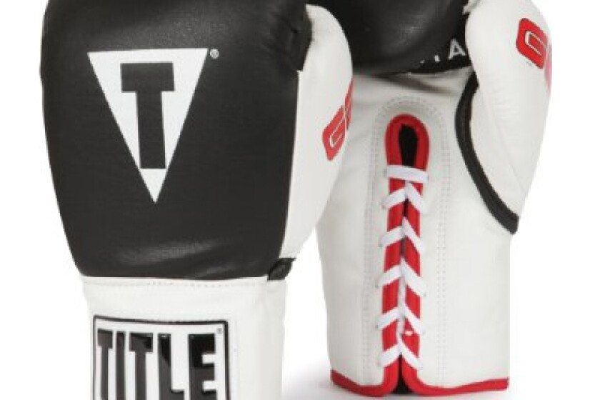 Title Gel Elite Bag Gloves