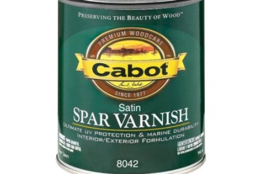 Cabot Satin Spar Varnish #8042