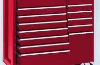 Craftsman 13628, 40 Inch Wide 14 Drawer Roller Cabinet