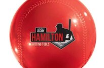 Franklin Sports MLB Josh Hamilton Elite Home Run Weighted Training Ball