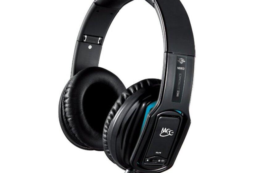 MEElectronics NoiseSHIELD Active Noise Canceling Headphones NS63