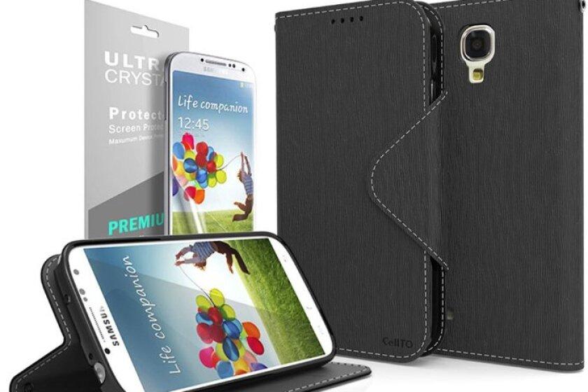 Cellto Samsung Galaxy S4 Premium Wallet Case