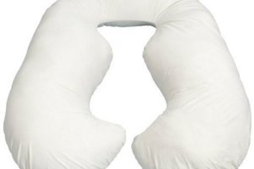 Leachco Back 'N Belly - Contoured Body Pillow