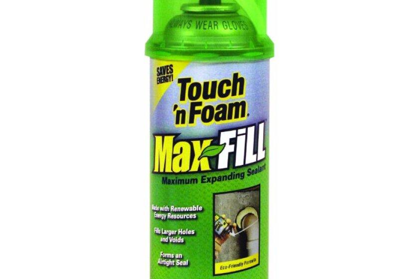 Touch 'n Foam 4001031212 MaxFill Maximum Expanding Sealant
