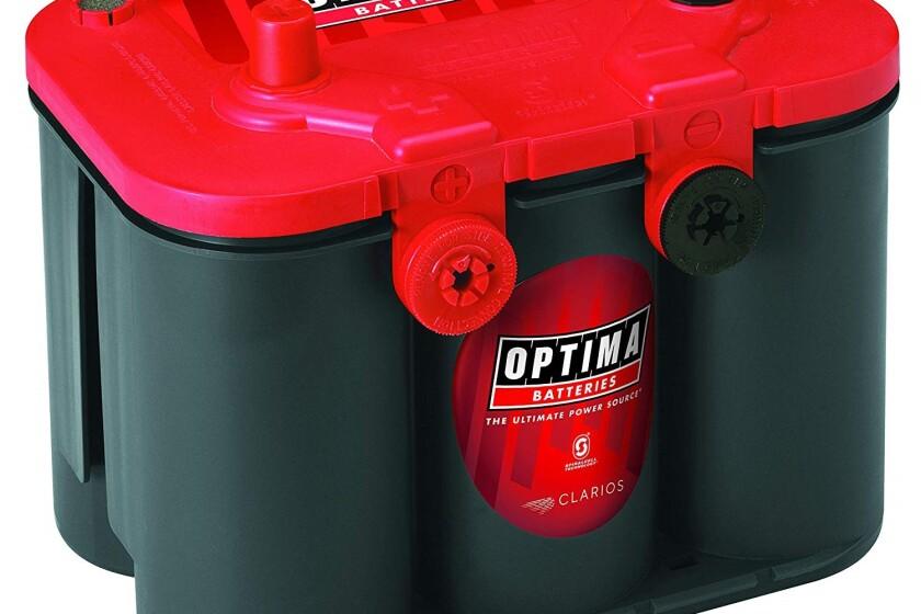 Optima Batteries RedTop Starting Battery