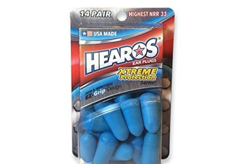 Xtreme Hearos Ear Plugs Xtreme Protection Series 14 pairs
