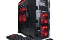CyberPowerPC Fang III - Black Mamba Desktop