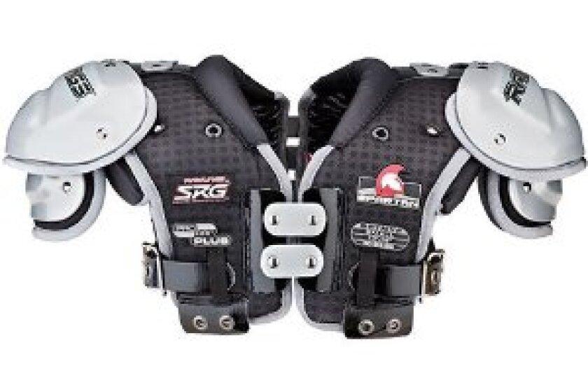 Rawlings SPTNYF Youth X-Spartan Shoulder Pad