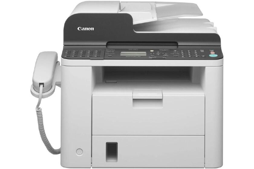best canon multifunction fax machine