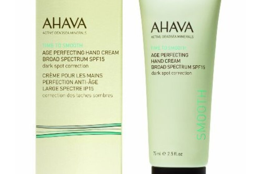 AHAVA Time to Smooth Age Perfecting Hand Cream