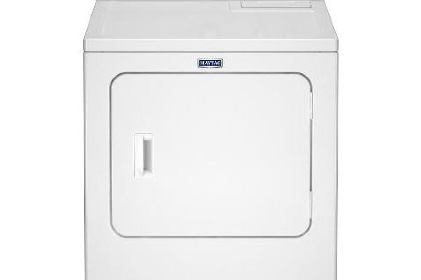 Maytag 7 Cu. Ft. Gas Dryer - MGDC215EW
