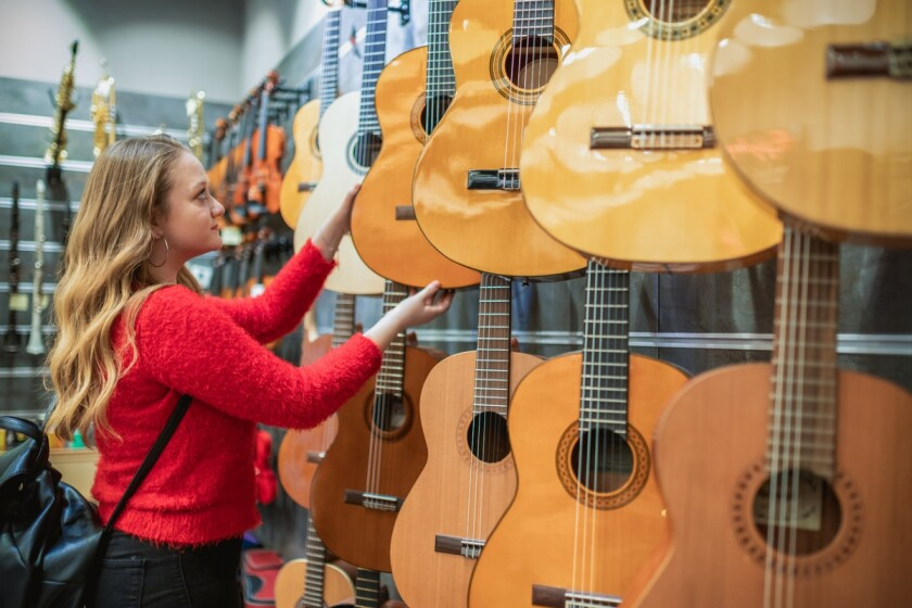 6 Common Mistakes When Buying a Guitar