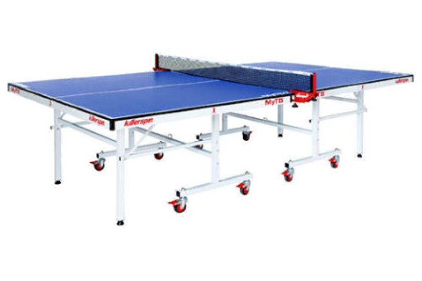 Killerspin MyT5 Rollaway Table Tennis Table