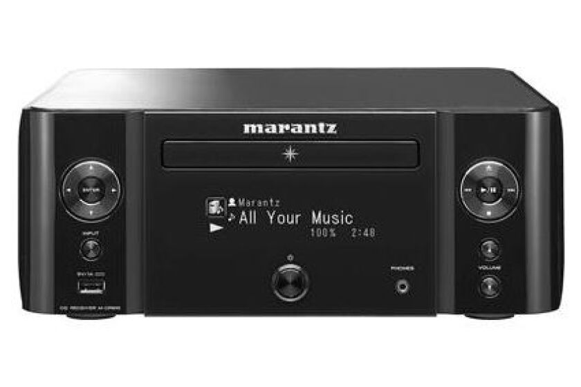 Marantz M-CR610 Wireless Network CD Receiver